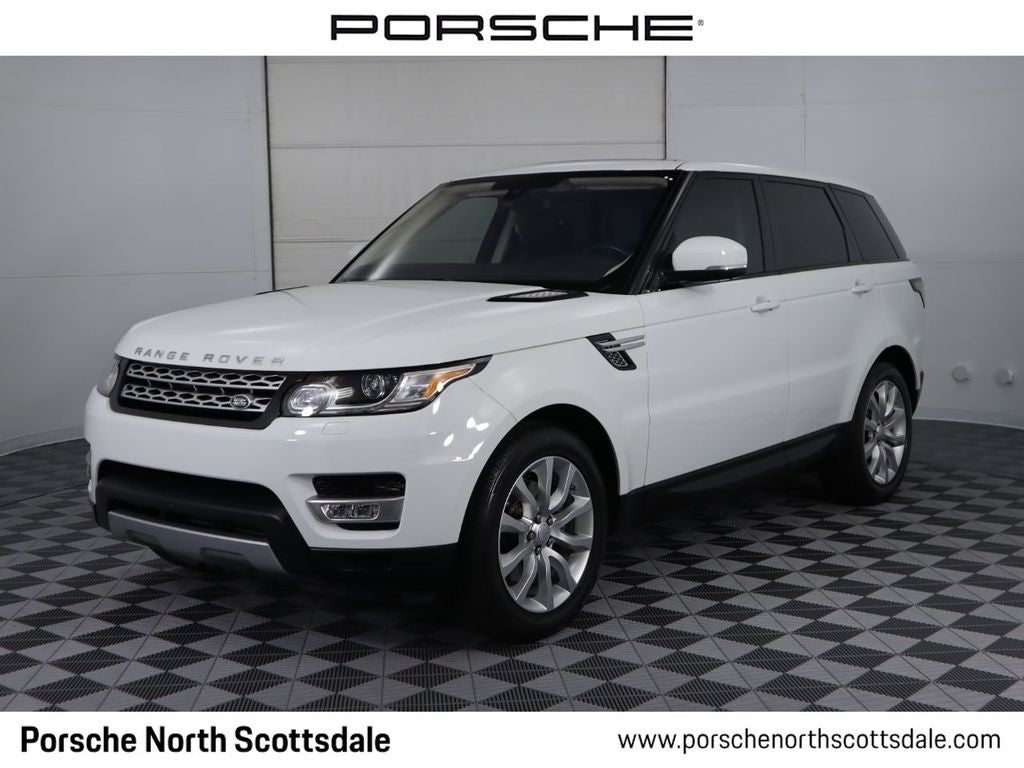 2016 Land Rover Range Rover Sport Phoenix AZ