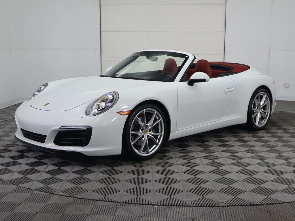2017 Porsche 911 Phoenix AZ