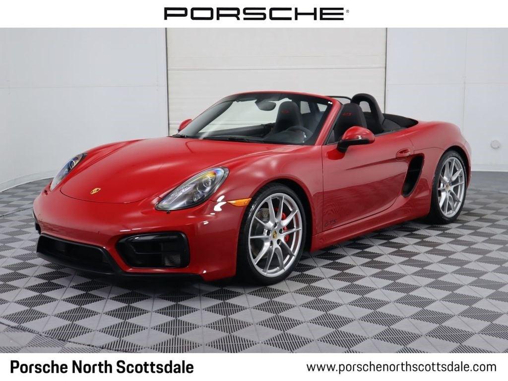 2016 Porsche Boxster Phoenix AZ