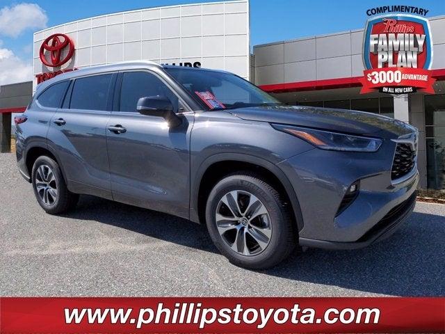 2021 Toyota Highlander Leesburg FL