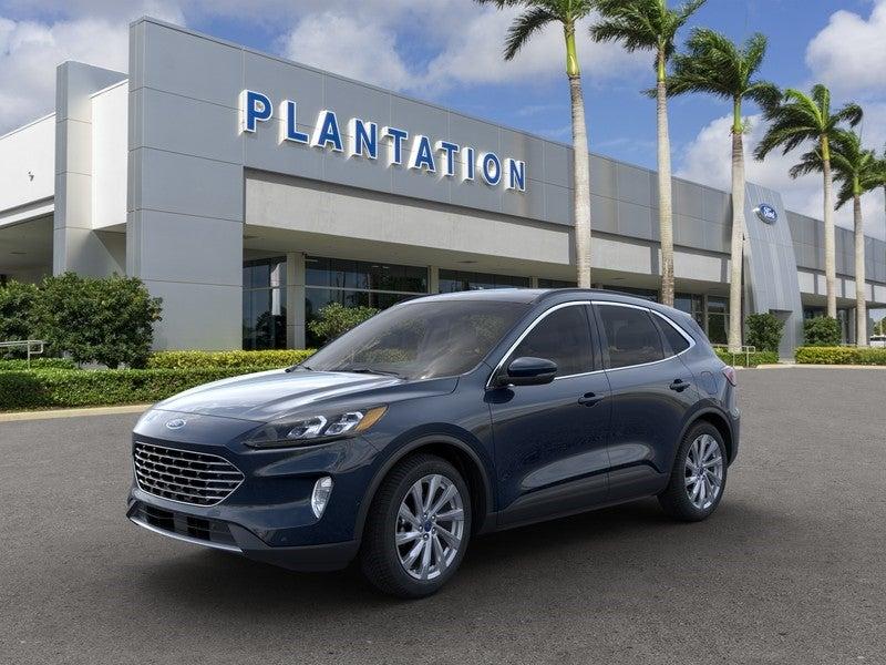 2021 Ford Escape Plantation FL