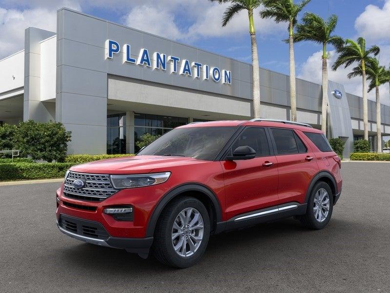 2021 Ford Explorer Plantation FL