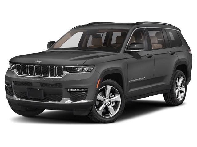 2021 Jeep Grand Cherokee L Hurricane WV