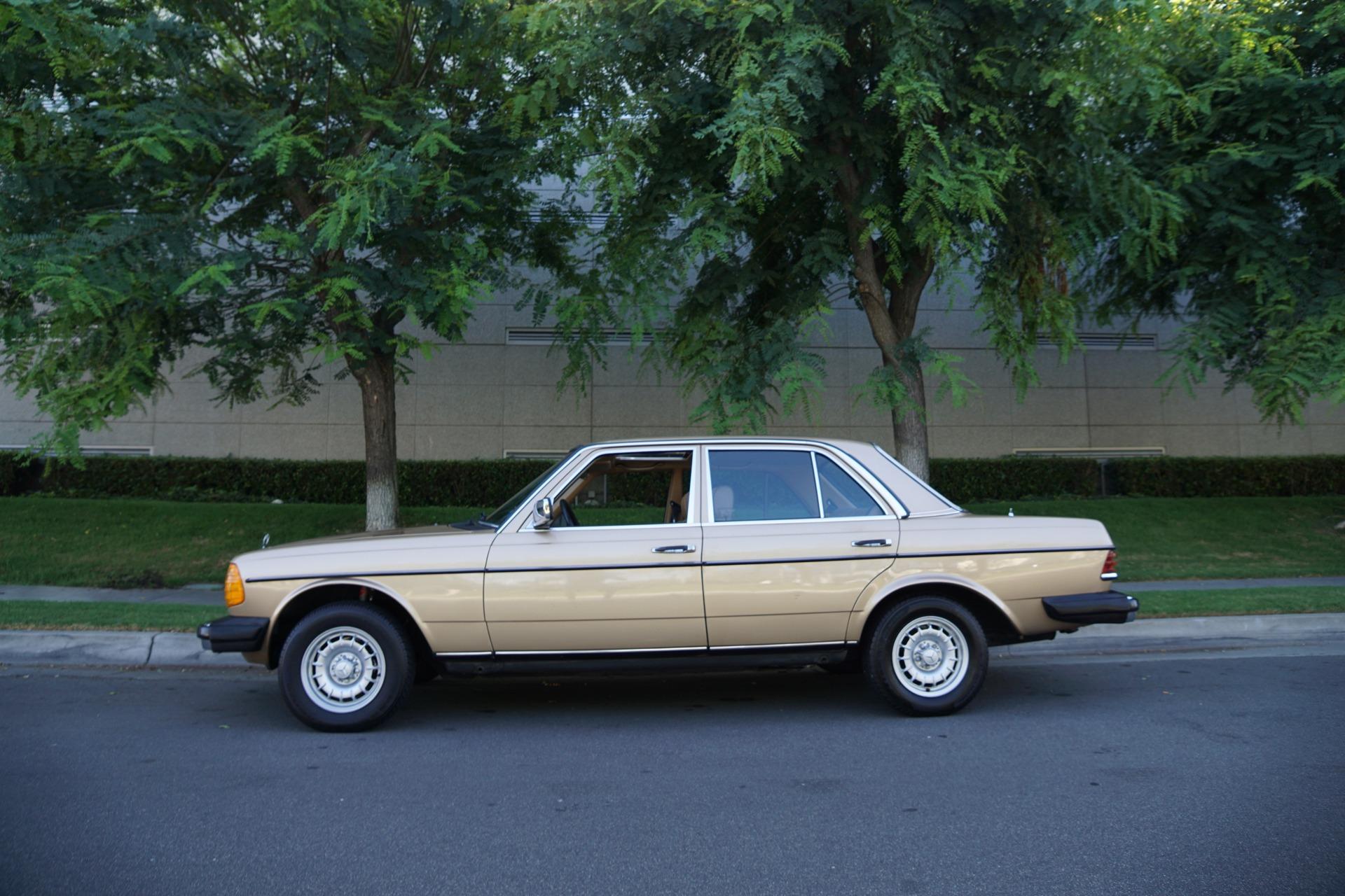1983 Mercedes-Benz 300 Torrance CA