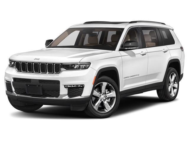 2021 Jeep Grand Cherokee L Logan WV