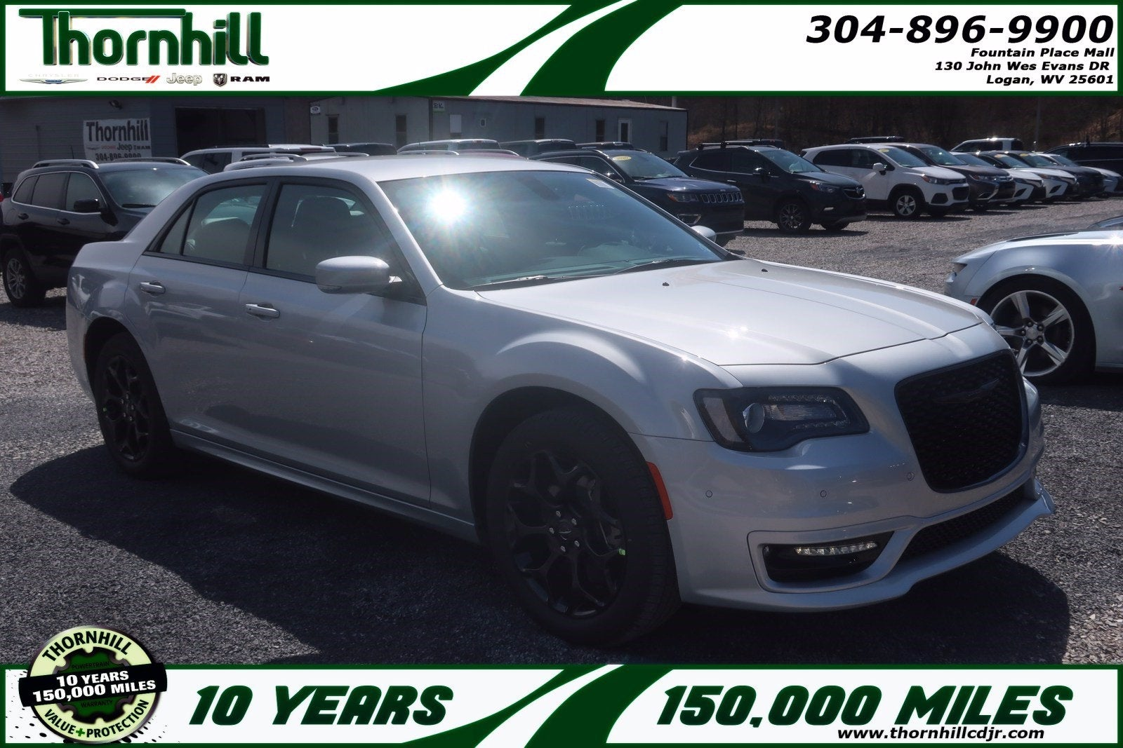 2021 Chrysler 300 Chapmanville WV