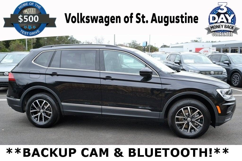 2021 Volkswagen Tiguan Saint Augustine FL