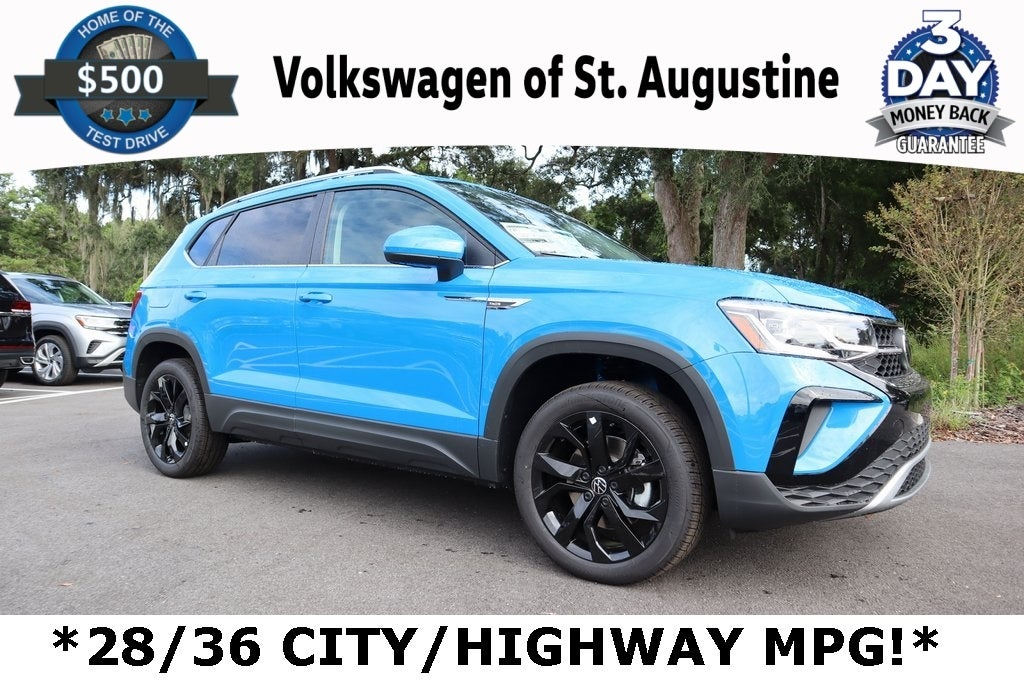 2022 Volkswagen Taos Saint Augustine FL