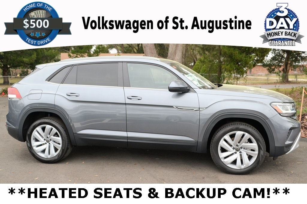 2021 Volkswagen Atlas Cross Sport Saint Augustine FL