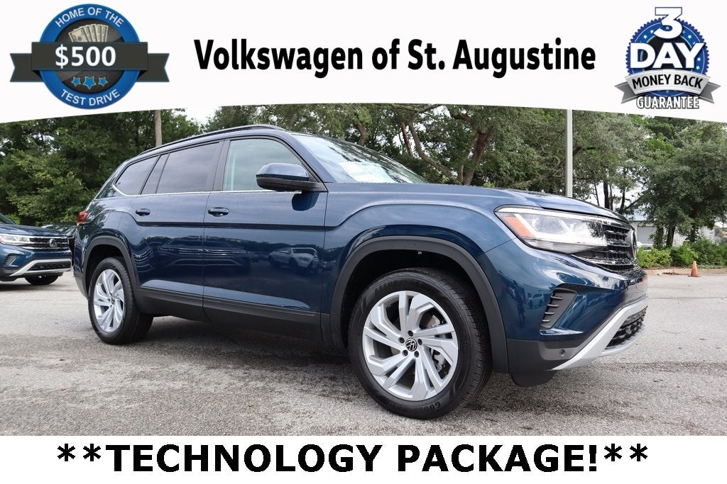 2021 Volkswagen Atlas Saint Augustine FL