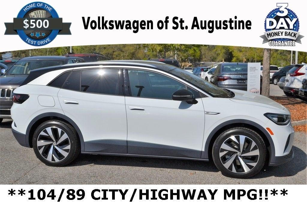 2021 Volkswagen ID.4 Saint Augustine FL