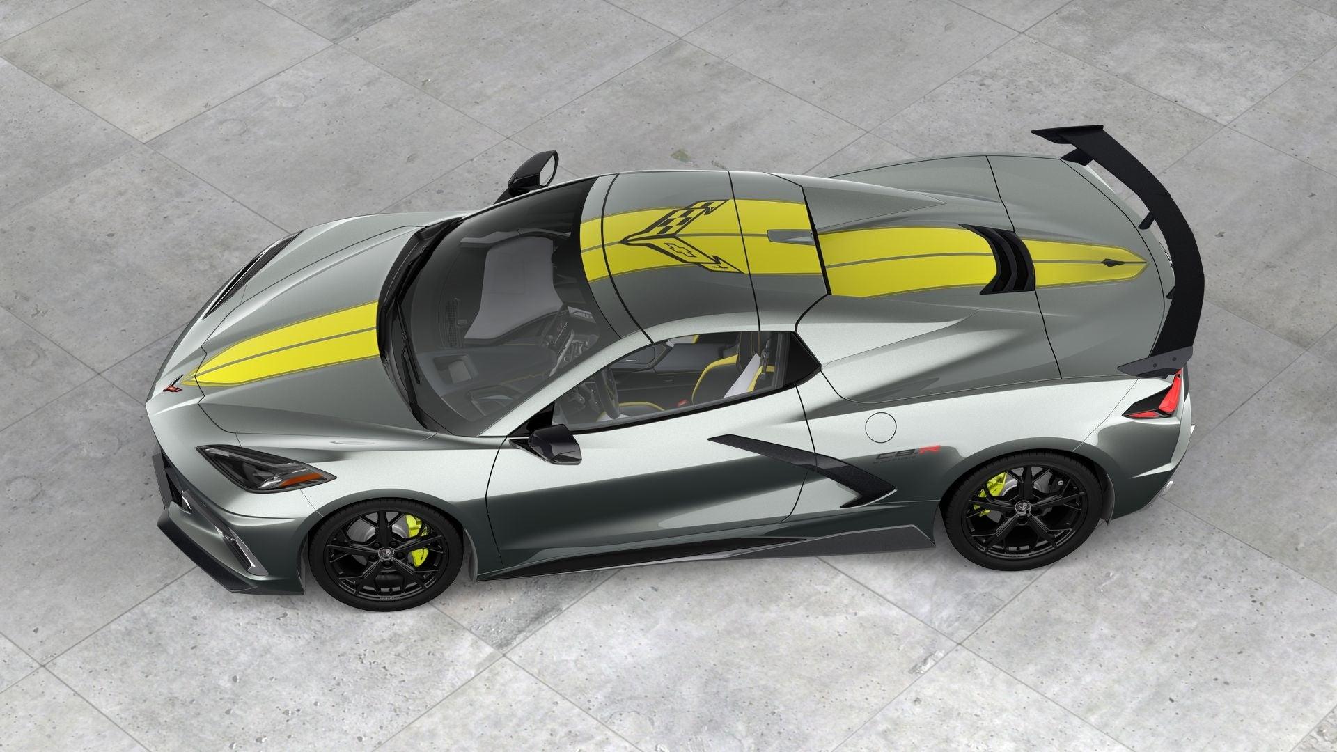 2022 Chevrolet Corvette Hurricane WV