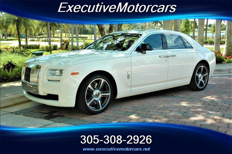 2014 Rolls Royce Ghost Miami FL