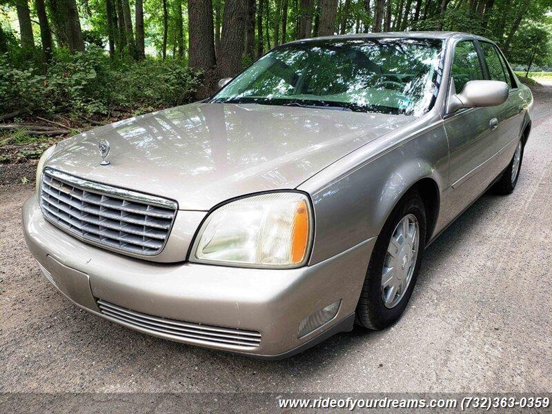 2003 Cadillac Deville Lakewood NJ