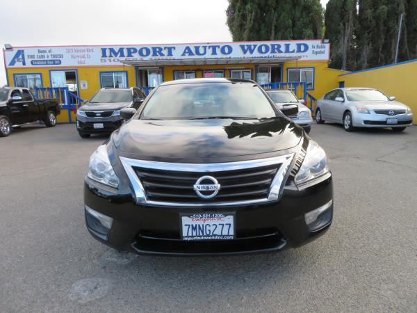 2015 Nissan Altima Hayward CA