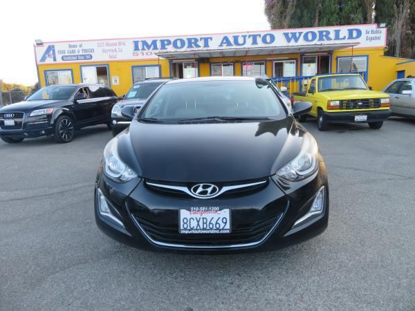 2015 Hyundai Elantra Hayward CA