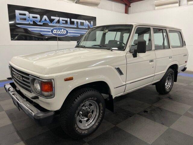 1986 Toyota Land Cruiser Houston TX