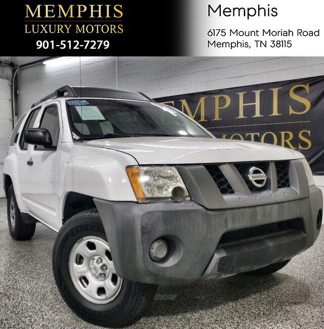 2008 Nissan Xterra Memphis TN