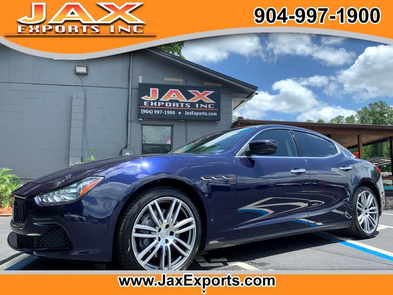 2014 Maserati Ghibli Jacksonville FL