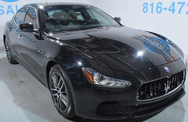 2014 Maserati Ghibli Higginsville MO