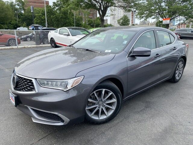 2018 Acura TLX Worcester MA