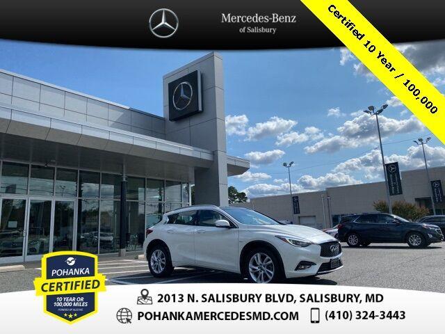 2018 Infiniti QX30 Salisbury MD