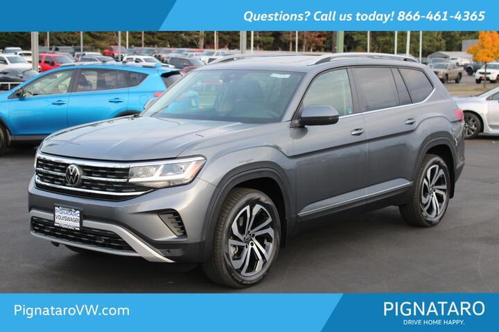 2022 Volkswagen Atlas Everett WA