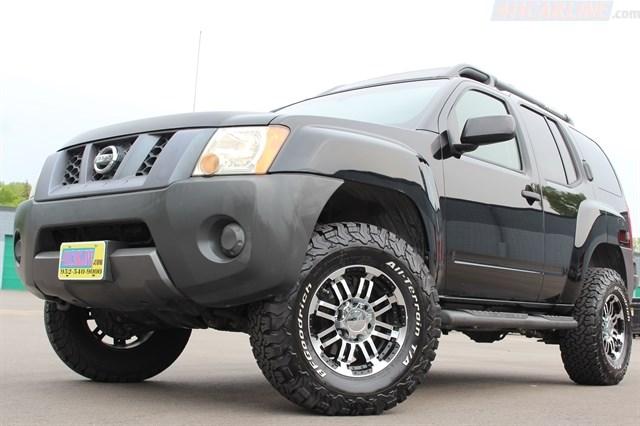 2008 Nissan Xterra Minnetonka MN