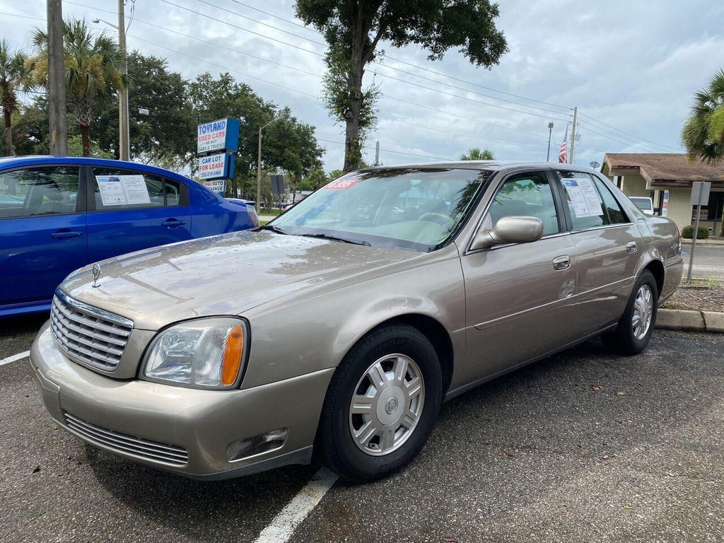 2004 Cadillac Deville Gainesville FL