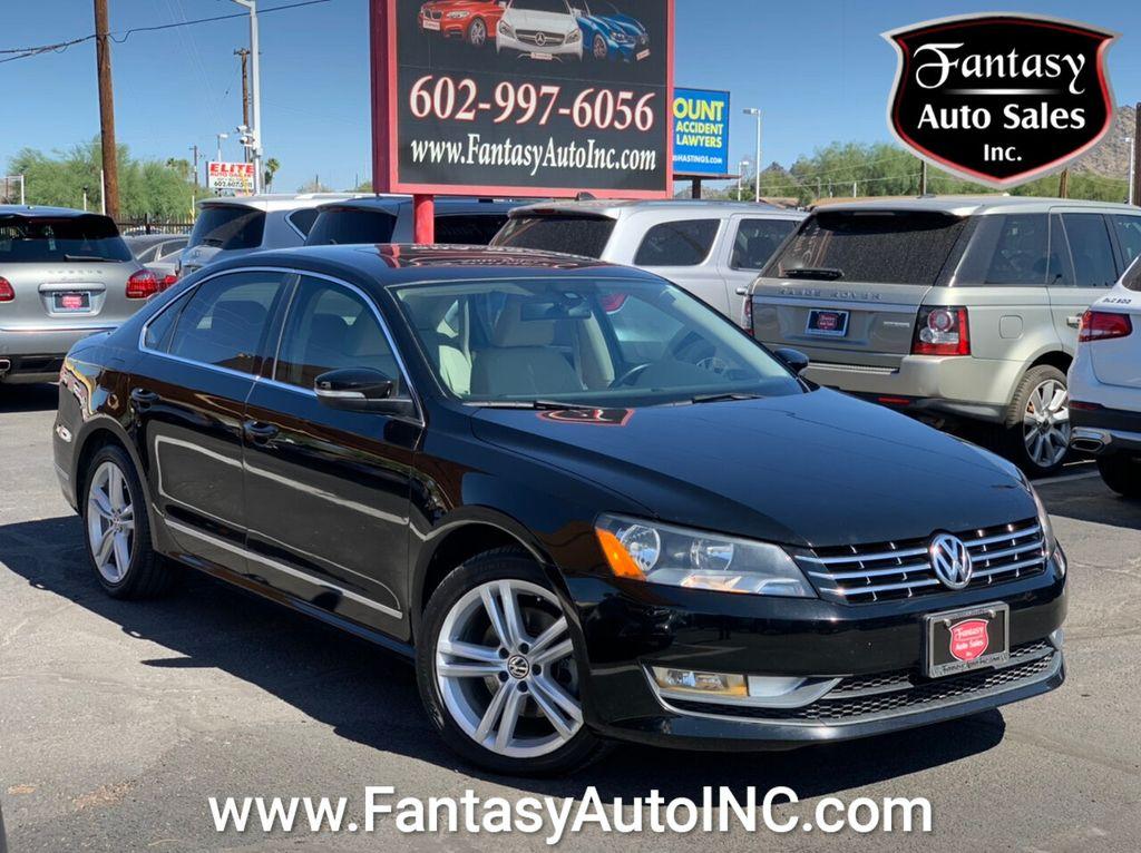 2013 Volkswagen Passat Phoenix AZ