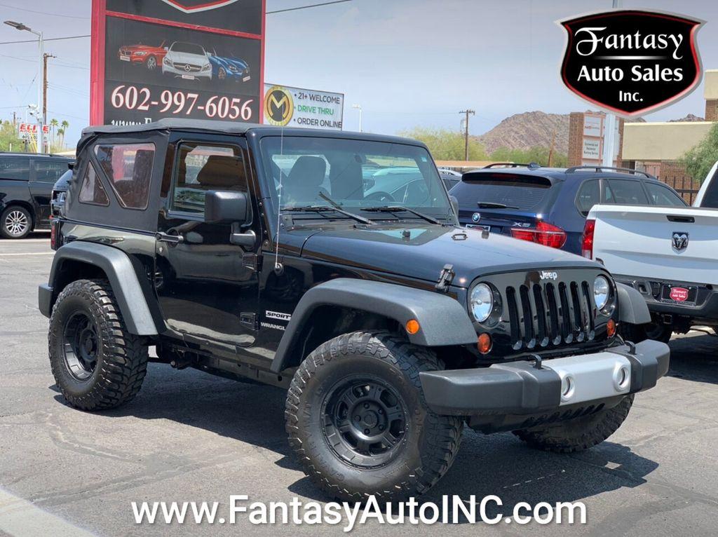 2013 Jeep Wrangler Phoenix AZ