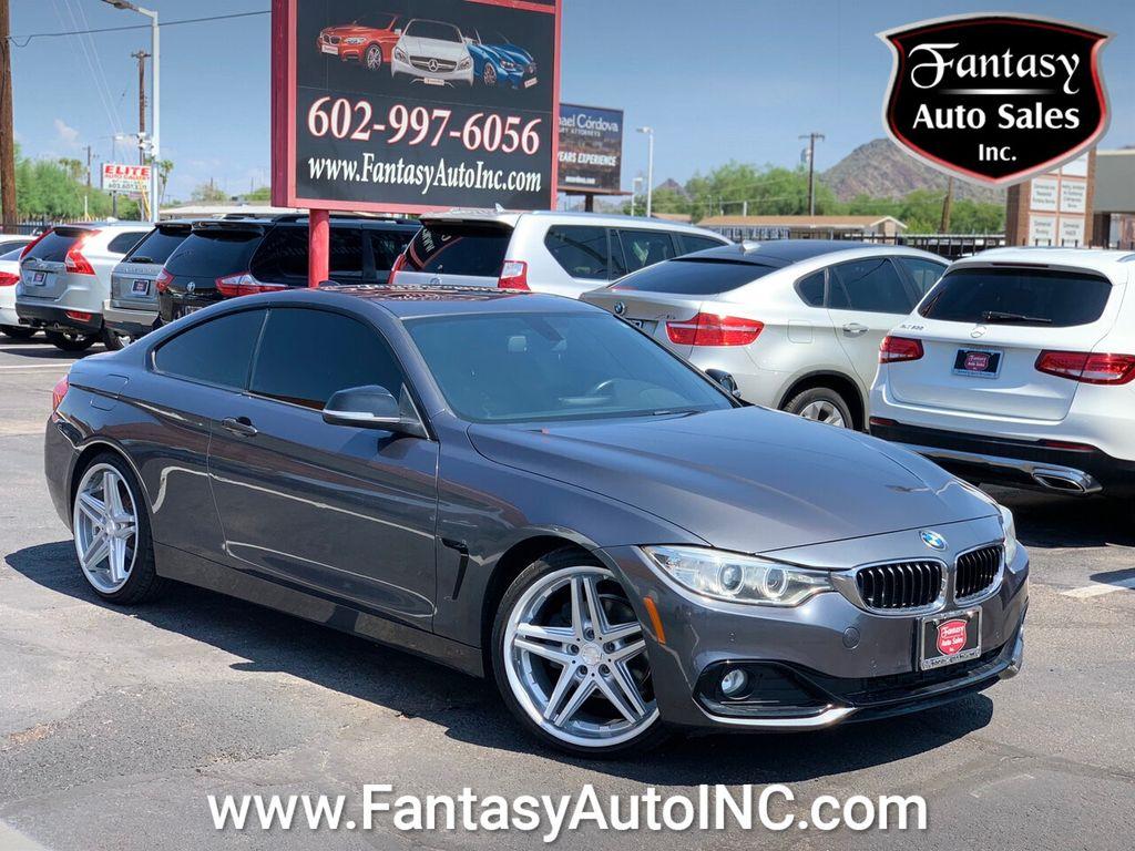 2014 BMW 4 series Phoenix AZ