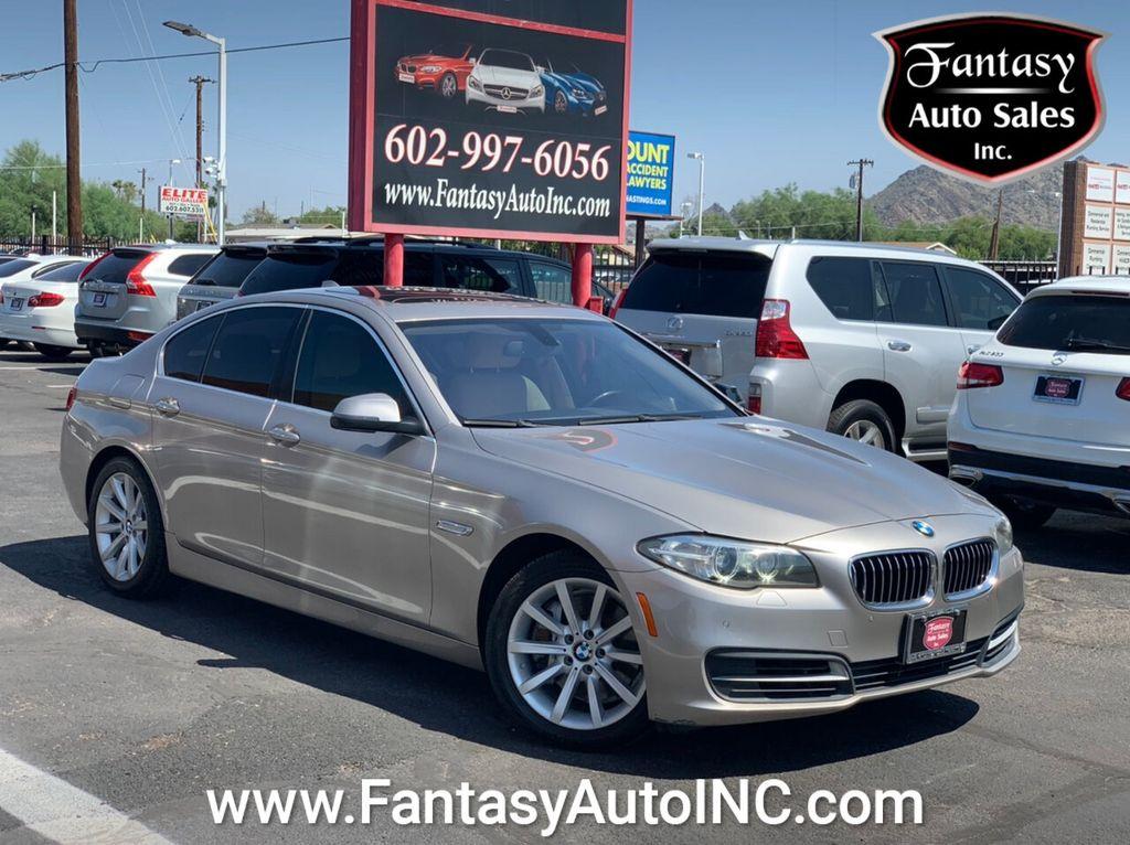 2014 BMW 5 series Phoenix AZ