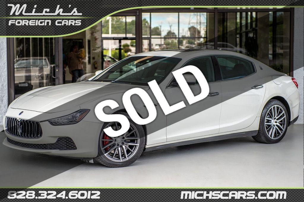 2014 Maserati Ghibli Hickory NC
