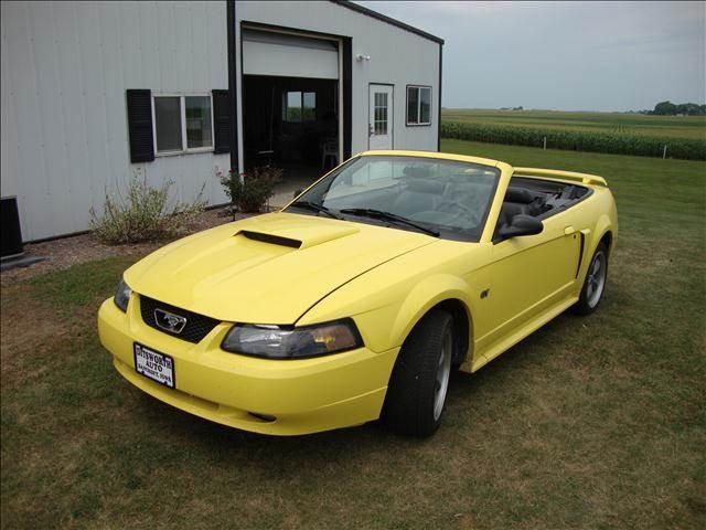 2001 Ford Mustang Bancroft IA