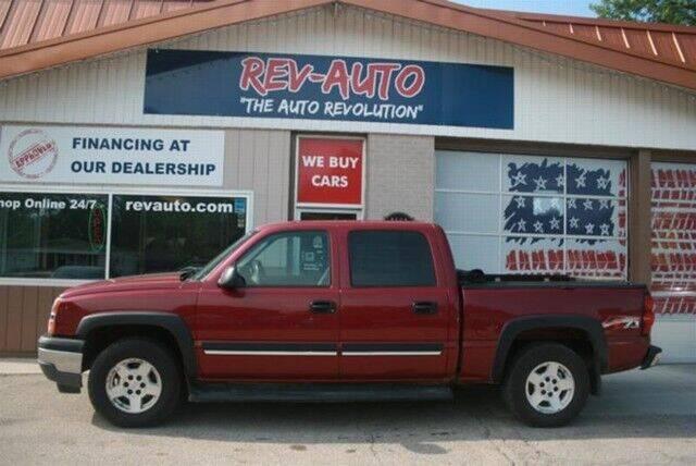 2005 Chevrolet Silverado Clarion IA