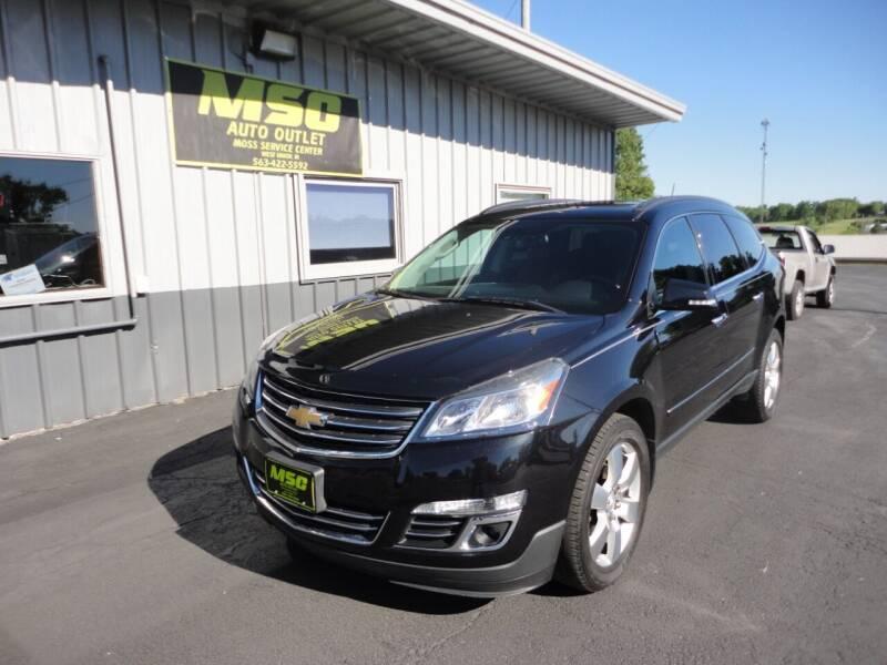 2014 Chevrolet Traverse West Union IA