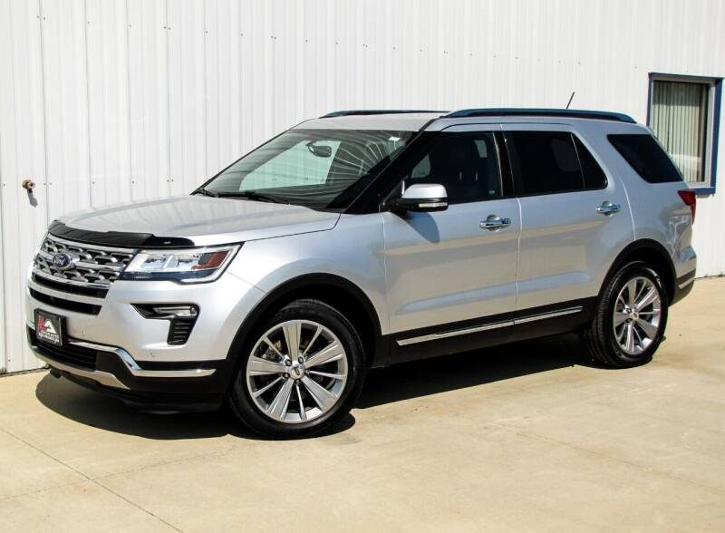 2018 Ford Explorer Griswold IA