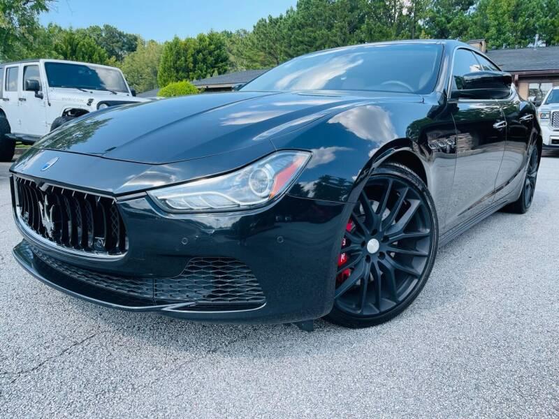 2014 Maserati Ghibli Buford GA