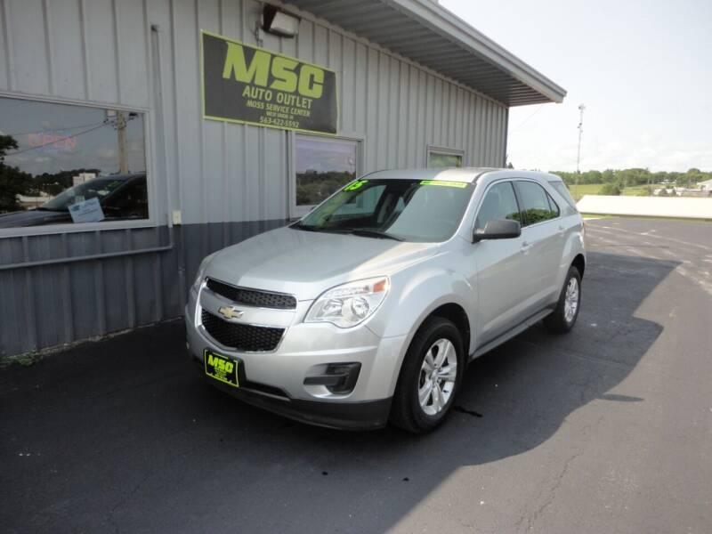 2015 Chevrolet Equinox West Union IA