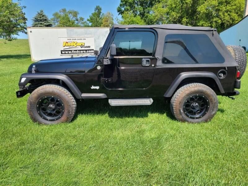 2005 Jeep Wrangler Ridgeway IA