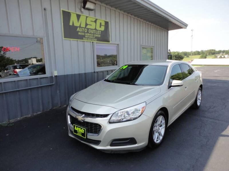 2014 Chevrolet Malibu West Union IA
