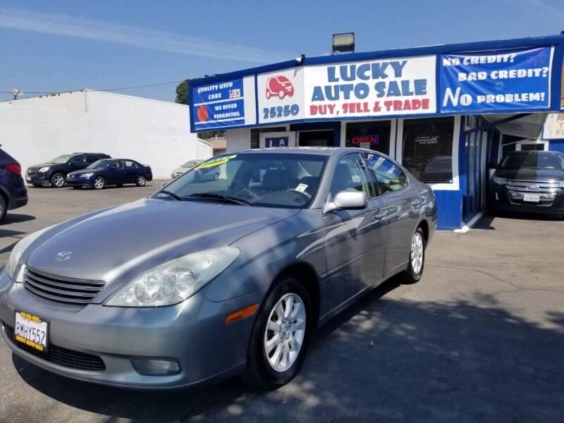 2003 Lexus ES 300 Hayward CA