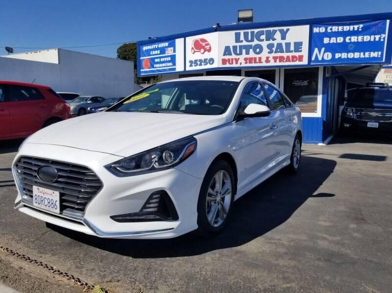 2018 Hyundai Sonata Hayward CA