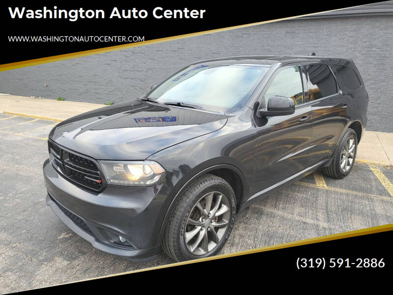 2015 Dodge Durango Washington IA