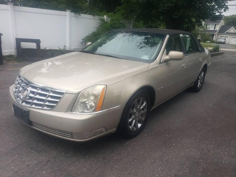 2008 Cadillac DTS Lakewood NJ