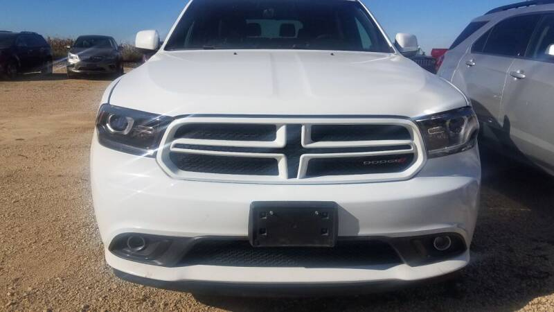 2014 Dodge Durango Luana IA