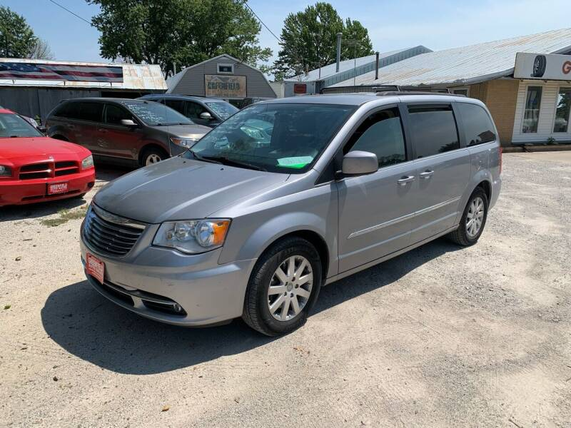 2016 Chrysler Town & Country Greenfield IA
