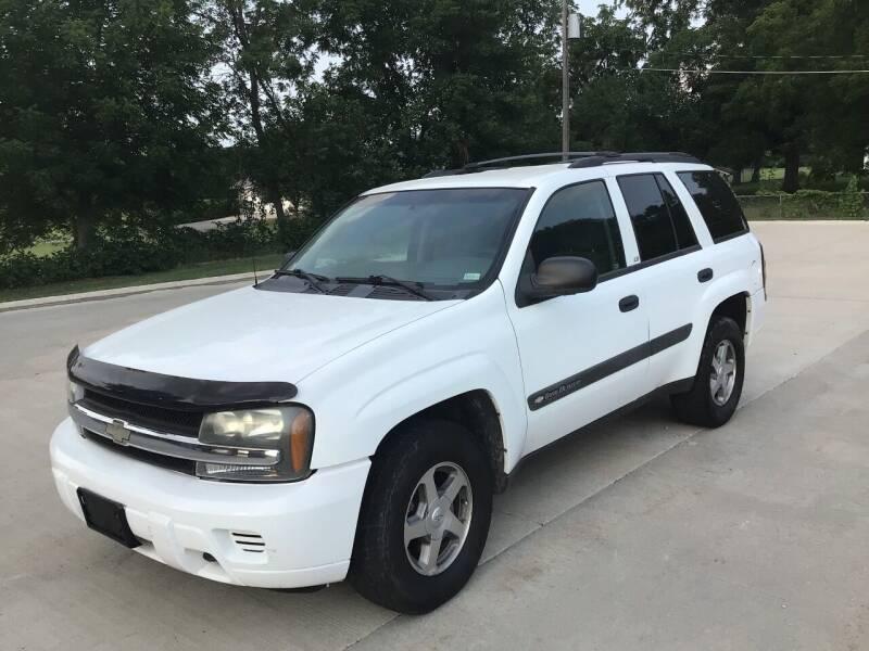 2004 Chevrolet TrailBlazer Dallas Center IA