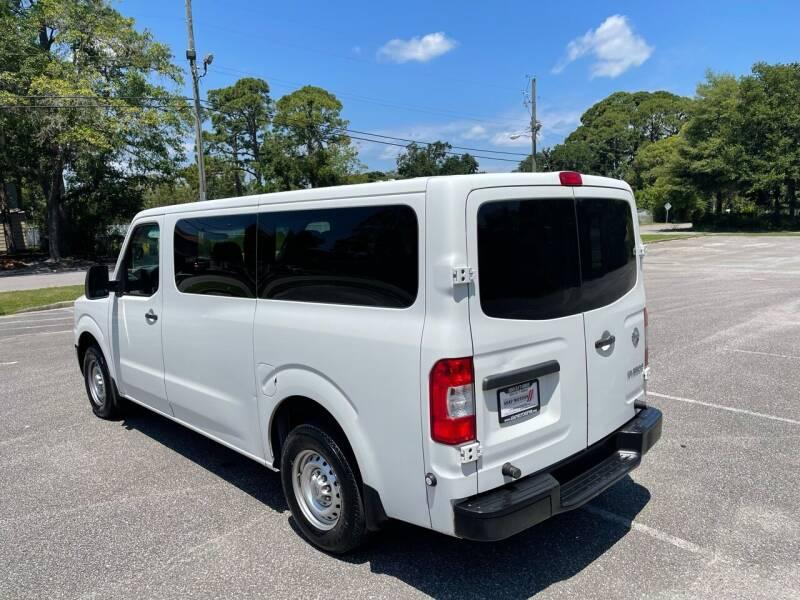 2017 Nissan NV3500 Fort Walton Beach FL